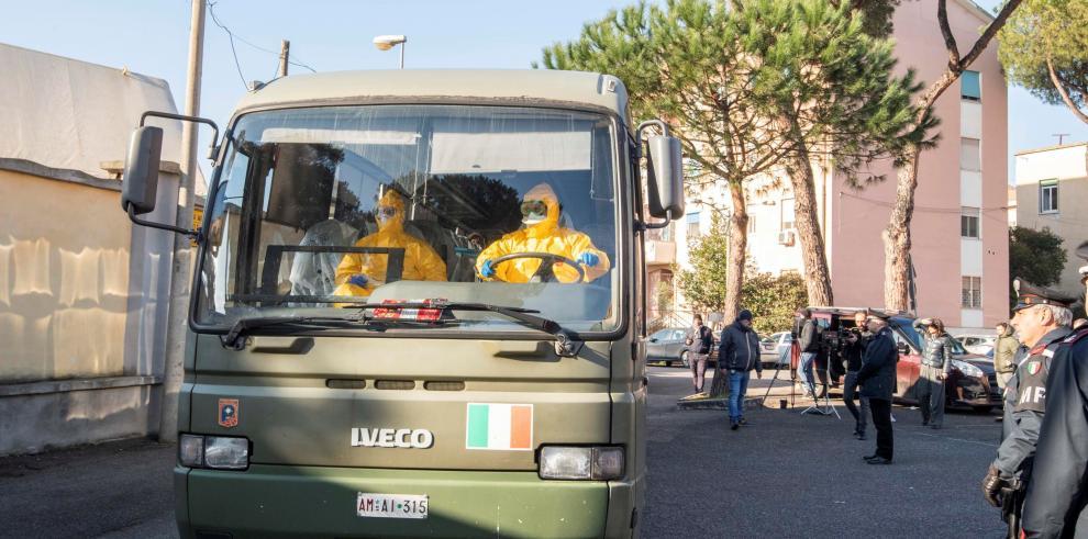 Segunda víctima y 28 contagiados por coronavirus en el norte de Italia