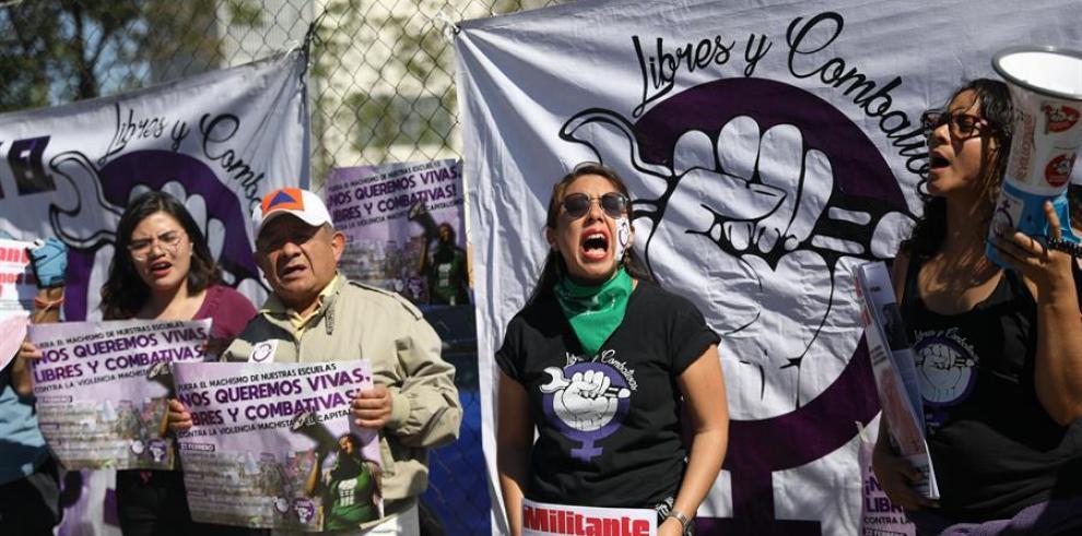 Feministas México