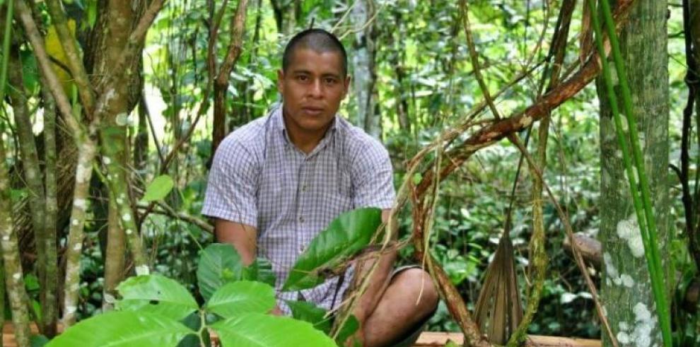 Jehry Rivera, dirigente indígena asesinado en Costa Rica