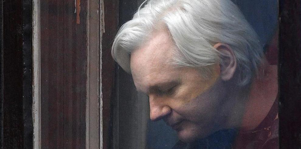 Julian Assange, fundador de Wikilleaks