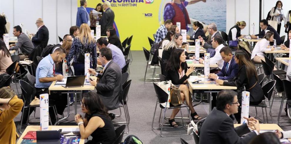 Los países que más reportaron negocios durante el Colombia Travel Mart fueron Estados Unidos (17 millones de dólares), Paraguay (14 millones de dólares), Perú (ocho millones de dólares)