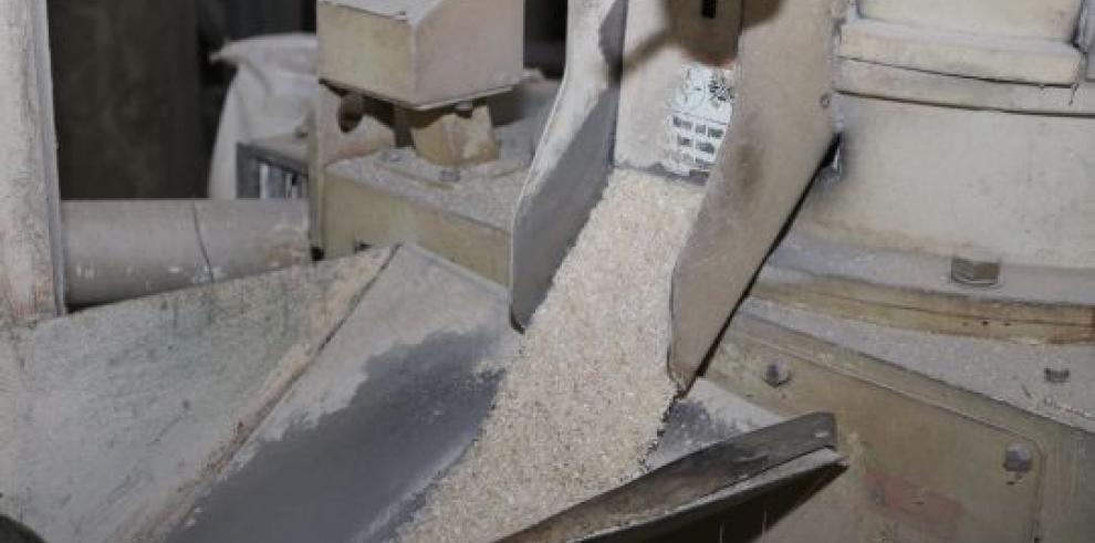 """El proyecto sobre """"Premezcla para la Fortificación del Arroz Pilado"""" busca dar valor agregado al grano."""