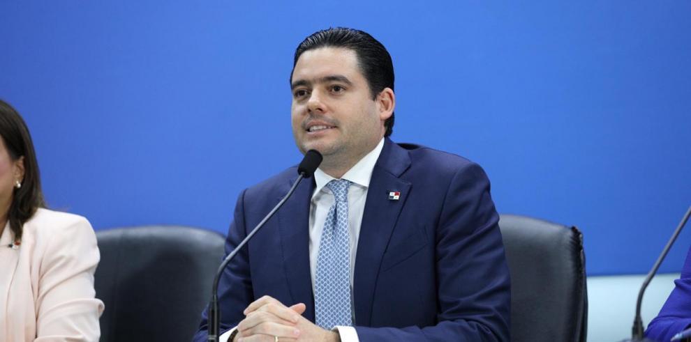 José Gabriel Carrizo, vicepresidente de la República.