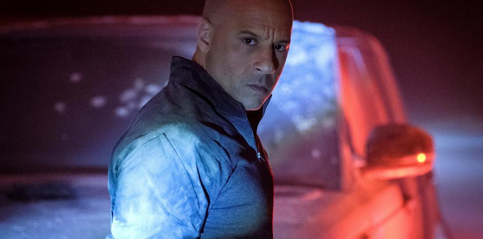 Vin Diesel, actor estadounidense.