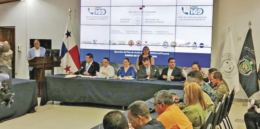 Dos de los casos nuevos se ubican en la provincia de Colón y Veraguas.