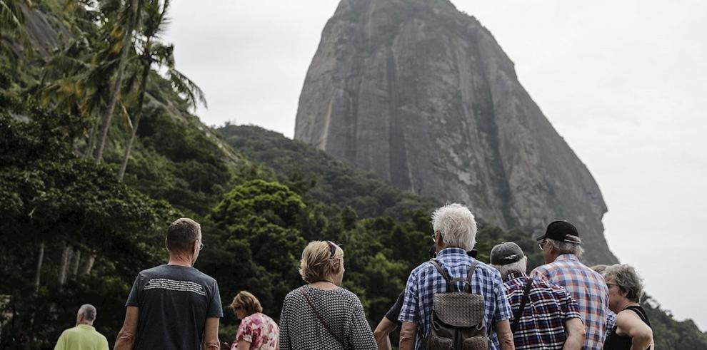 Turistas, Brasil