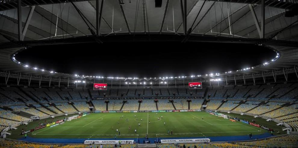 Panorámica del estadio de Maracaná