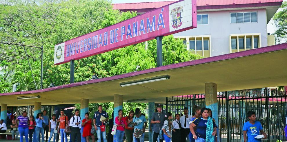 Campus Central de la Universidad de Panamá