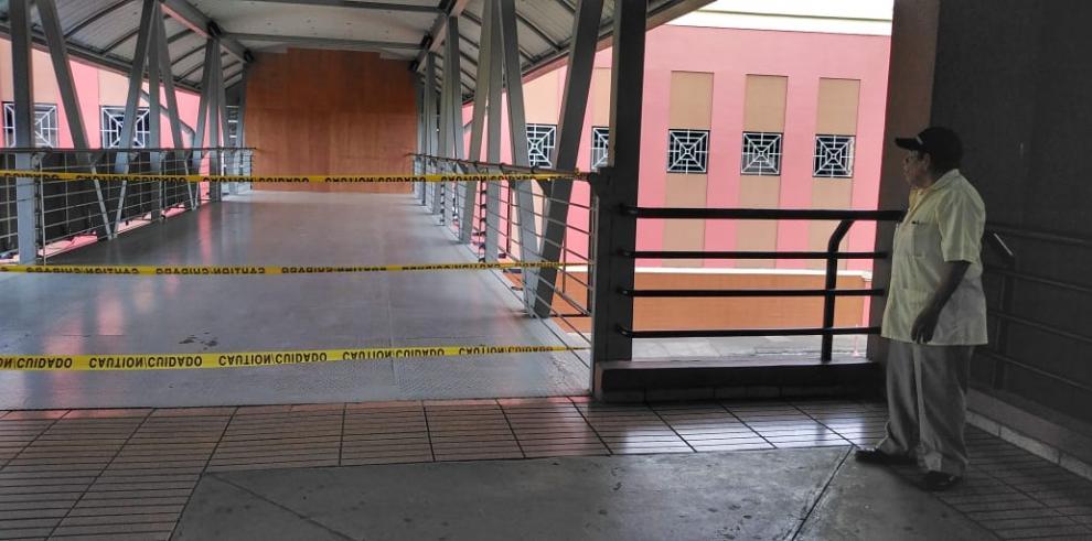 Albrook Mall cerrado