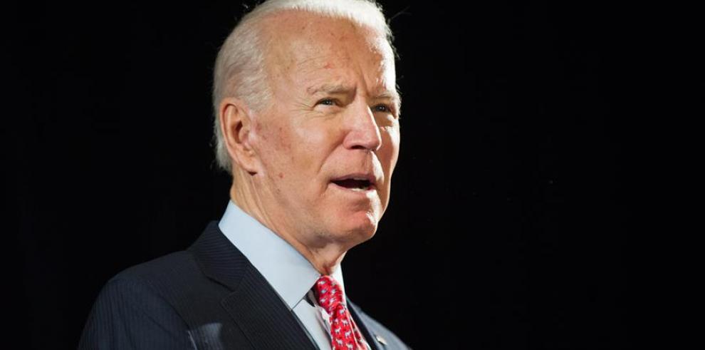 Exvicepresidente de los EEUU, Joe Biden