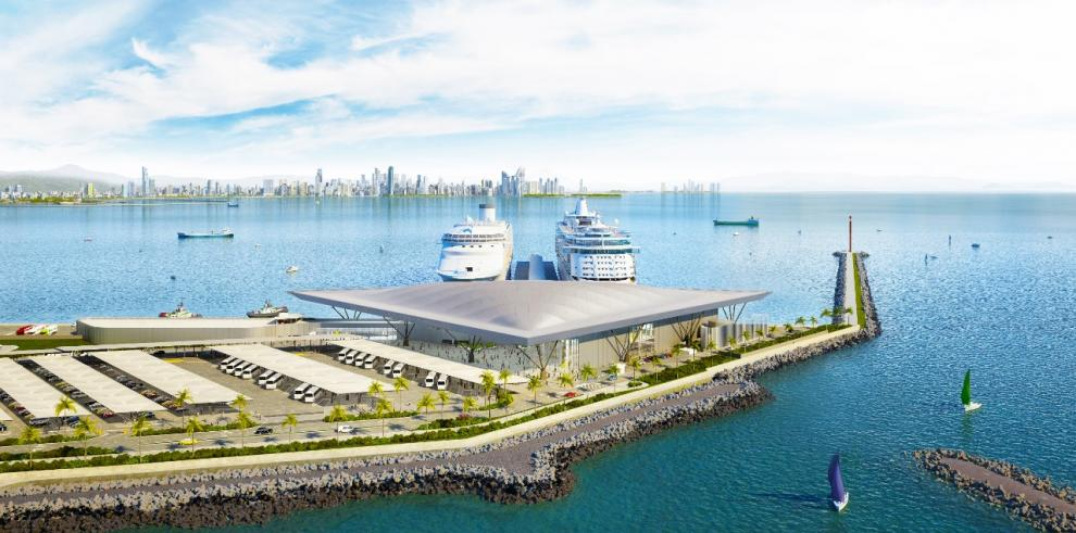 Terminal de crucero de Panamá