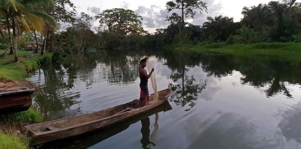 Indígenas denuncian el envenenamiento de ríos en una reserva biológica en Nicaragua