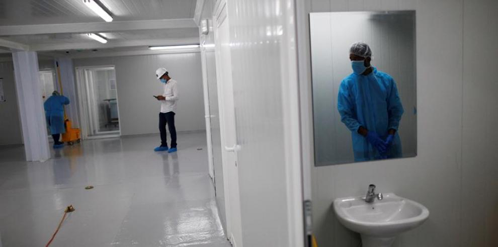 Hospital Modular Panamá COVID-19