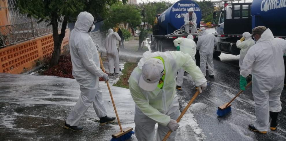 Limpiarán calles
