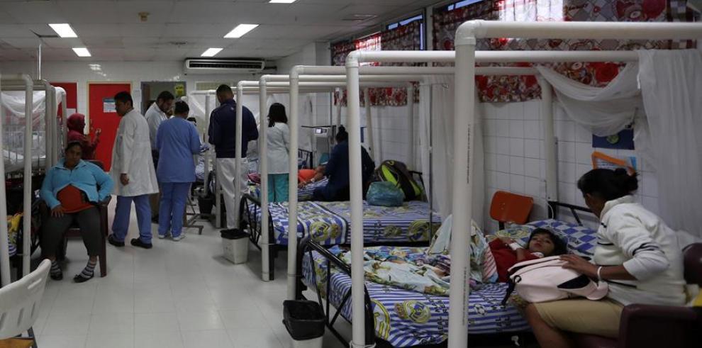 Del total de casos de dengue, 9.951 enfermos corresponden al tipo clásico, mientras que los pacientes por el hemorrágico o grave suman 1.022