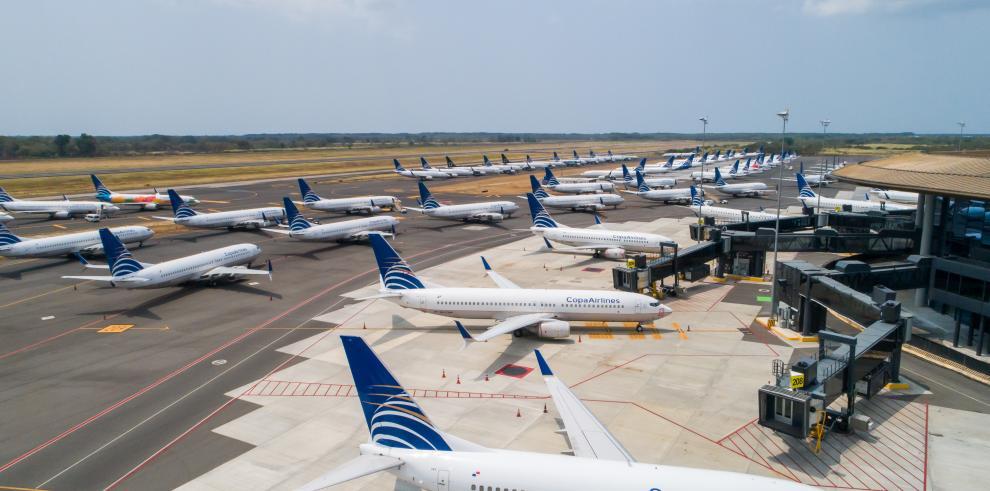 Copa Airlines, Tocumen