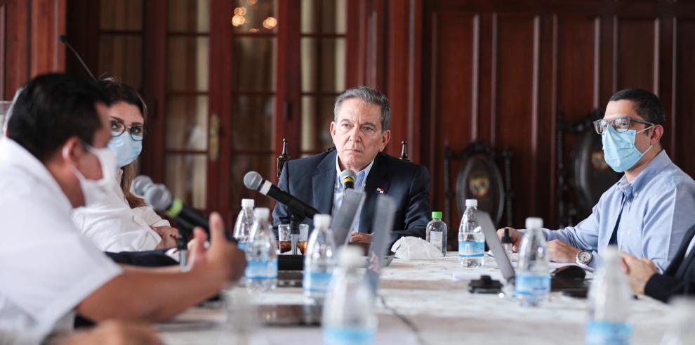 Laurentino Cortizo Cohen