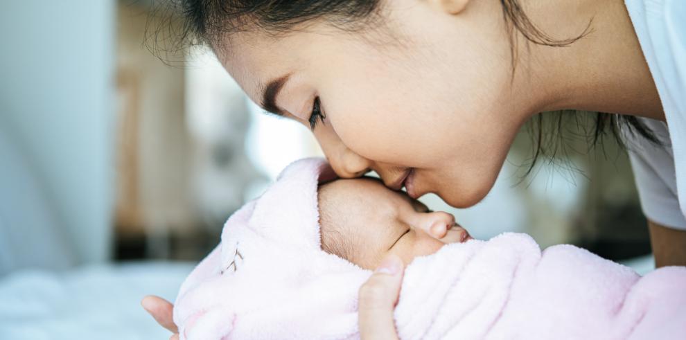 Bebé, recién nacido