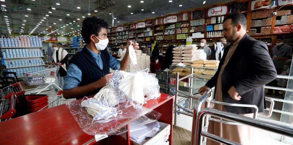 Primer caso de coronavirus en Yemen