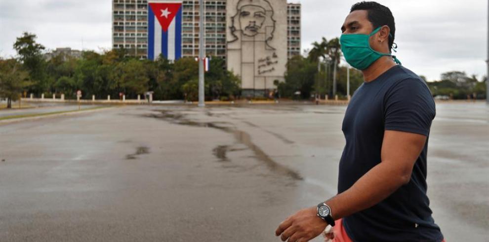 Cuba disminuye sus casos de coronavirus