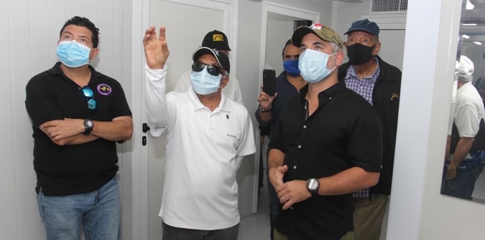 UTP y SPIA reconocen la calidad de la construcción del Hospital Integrado