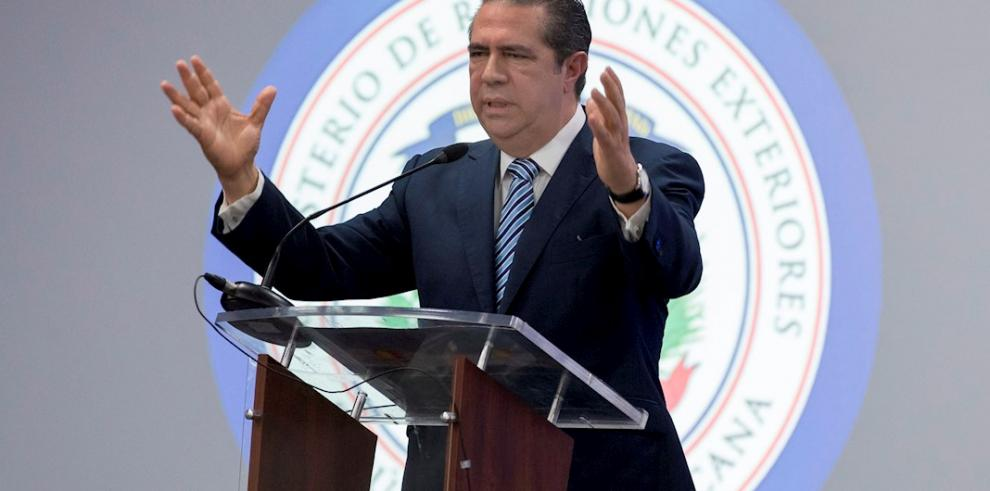 En la imagen, el ministro de Turismo, Francisco Javier García.