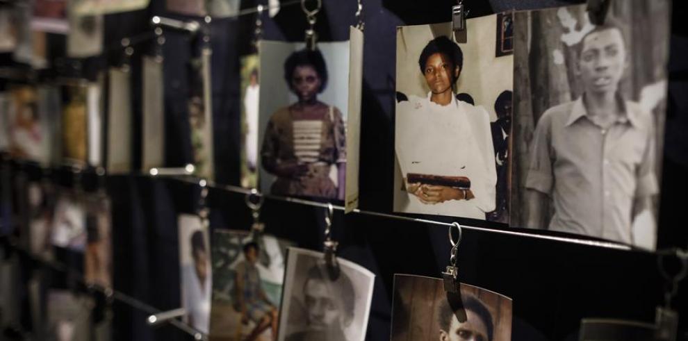 Unos 800.000 tutsis y hutus moderados fueron masacrados en Ruanda entre abril y junio de 1994.