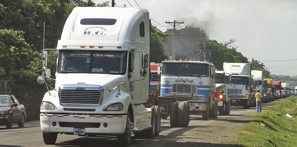 Transporte de carga Panamá