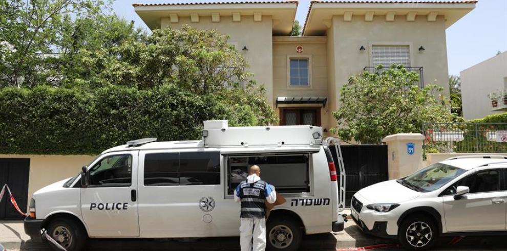Embajada de China en Israel