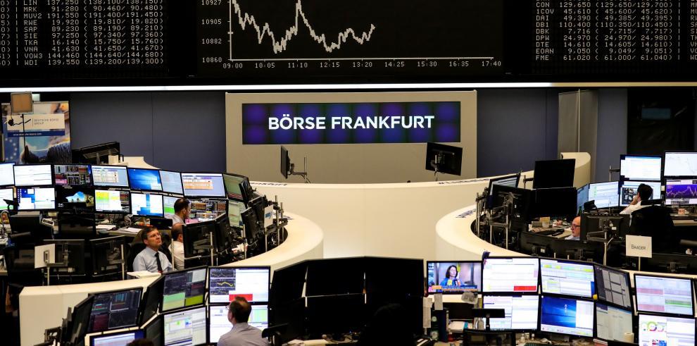 Bolsa de Fráncfort, Alemania