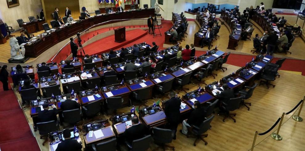 Asamblea El Salvador