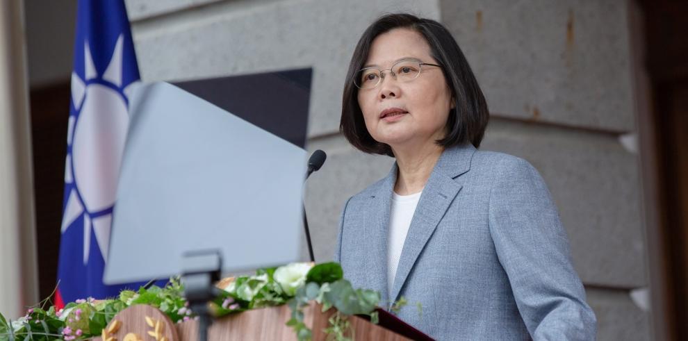 Presidenta de Taiwán, Tsai Ing-wen