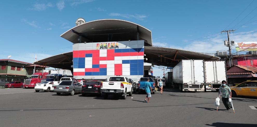 Cierre de frontera Costa Rica -Panamá