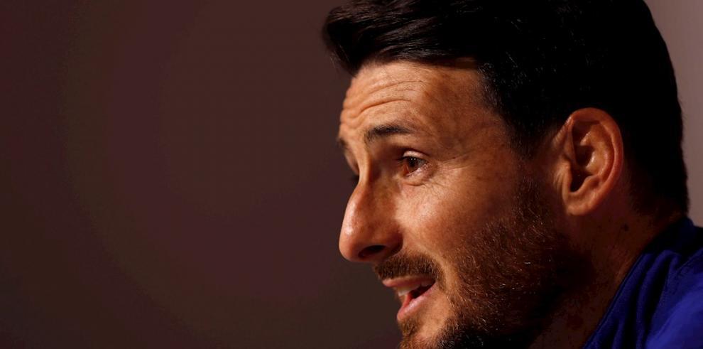 El delantero del Athletic Club de Bilbao, Aritz Aduriz.