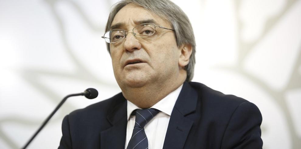 En la imagen, el presidente honorario del Consejo Iberoamericano del Deporte (CID), Fernando Cáceres.