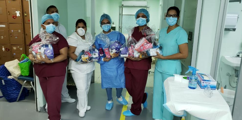 Donacion Enfermeras pic 1