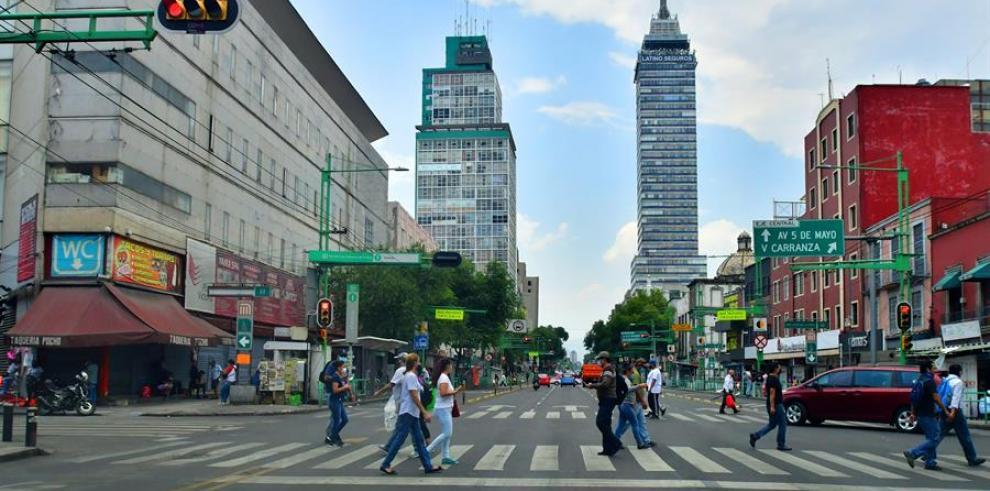 Ciudad de México (México).