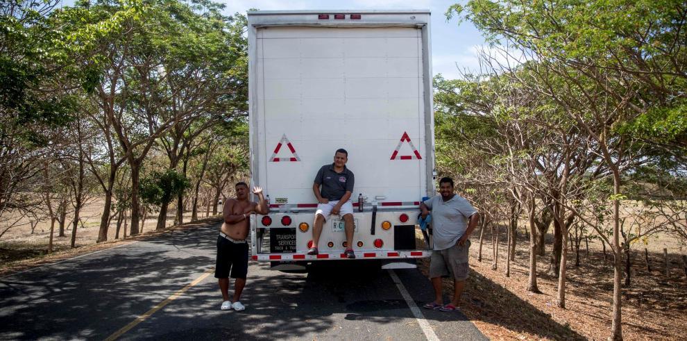 Camioneros de Centroamérica