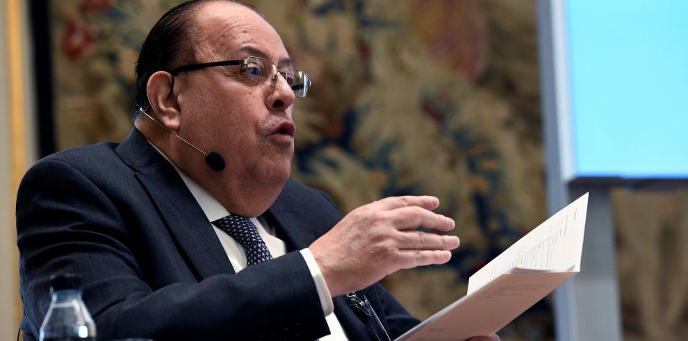 El presidente del Banco Central de Reserva de Perú, Julio Velarde Flores.