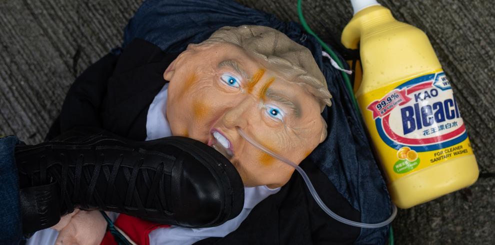 Donal Trump, presidente de Estados Unidos
