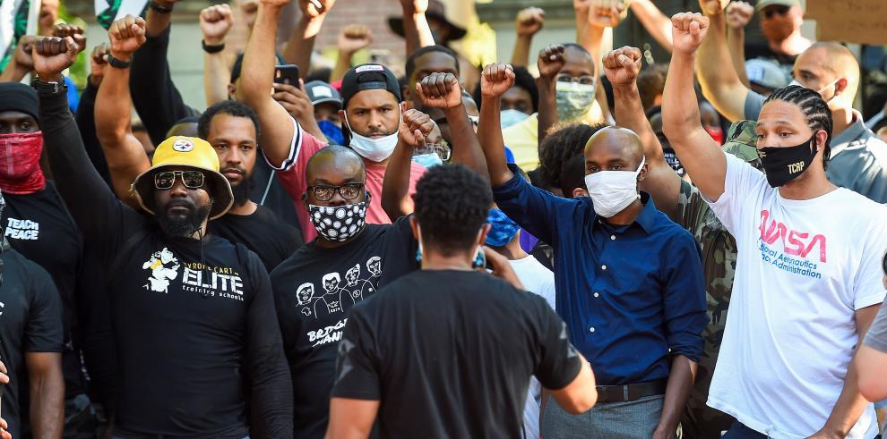 Protestas en Mineápolis, Estados Unidos por muerte de Floyd