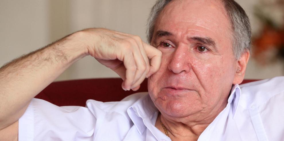 El expresidente de Ecuador Abdalá Bucaram