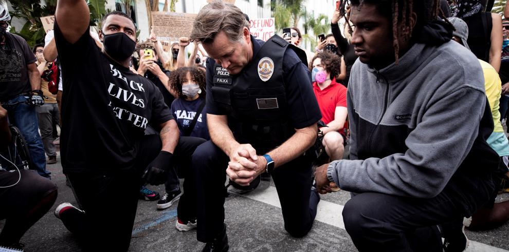 Protestas por muerte de George Floyd