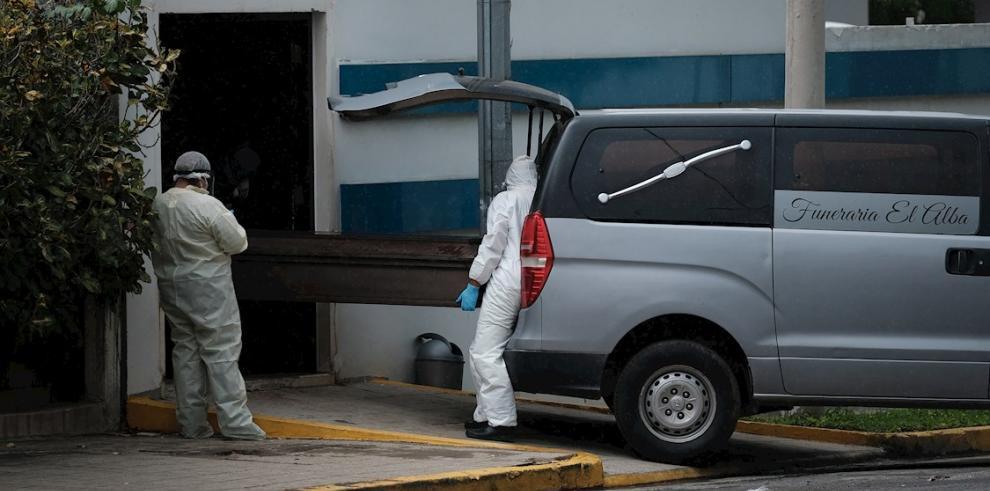 Datos del Gobierno de Nicaragua indican que un total de 46 personas han muerto como consecuencia de la pandemia.