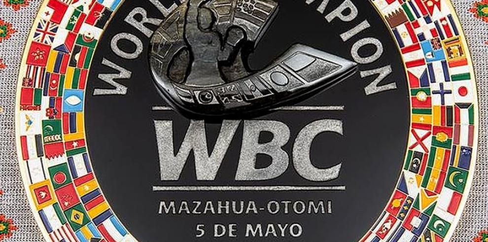 Cinturón del Consejo Mundial de Boxeo (CMB)