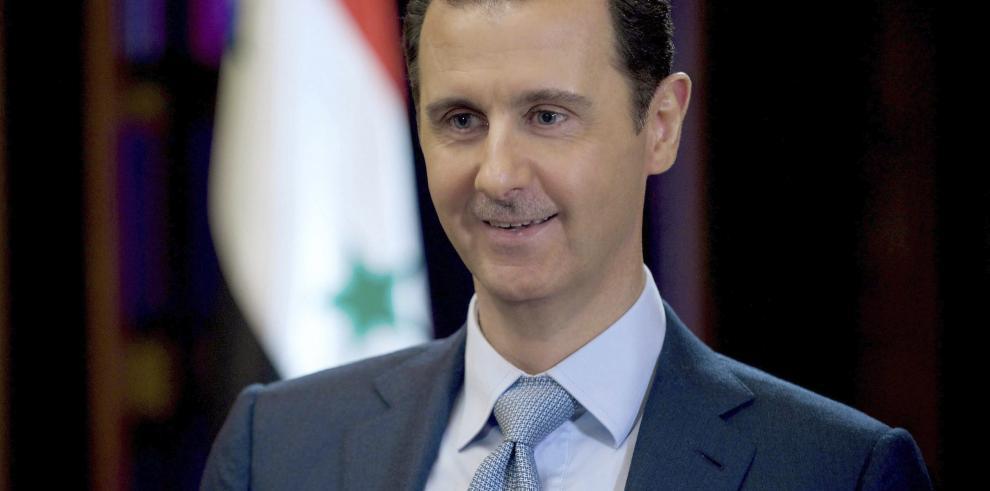 Bachar al Asad presidente de Siria