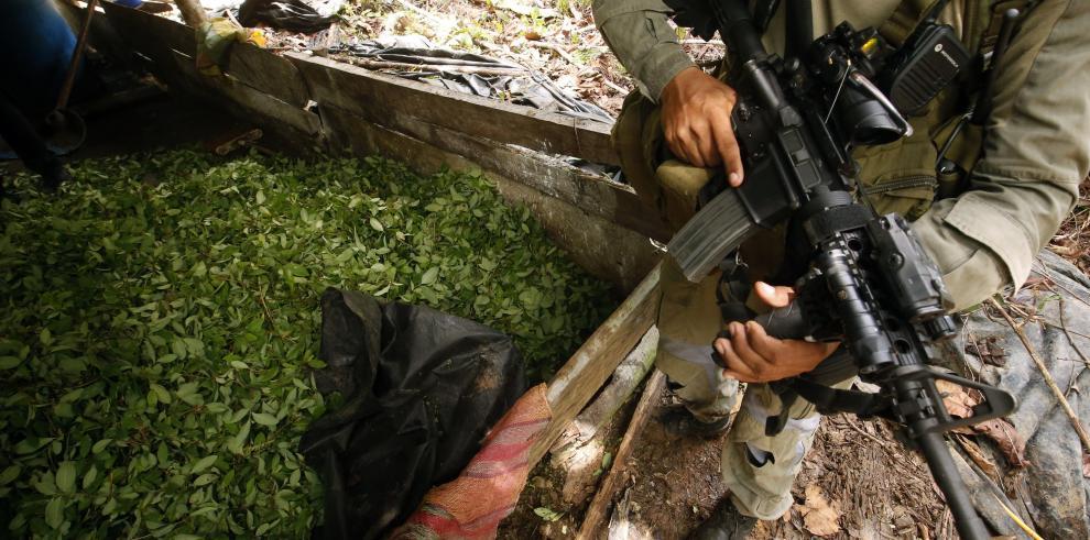 Narcotraficantes mexicanos se fortalecen en Colombia