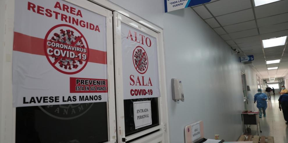 Caja de Seguro Social Panamá Covid-19