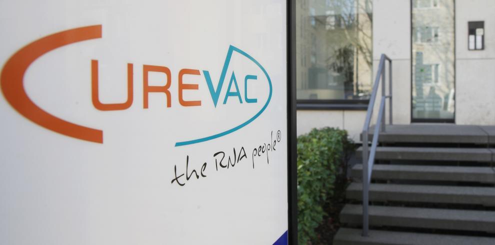 La empresa biofarmacéutica alemana Curevac