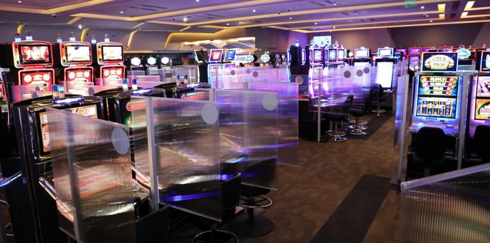 Casinos en la 'nueva normalidad'